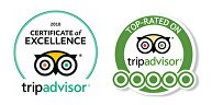 TripAdvisor Badge for Tour Cornwall