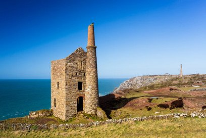 Engine house in Cornwall