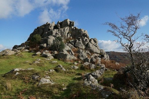 dartmoor-granite