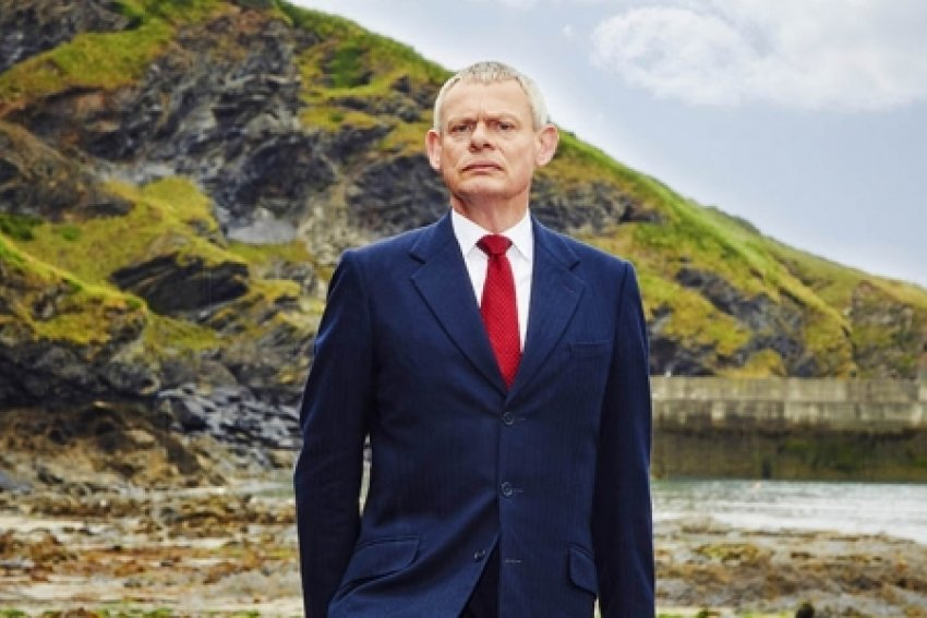 doc martin tour in Cornwall