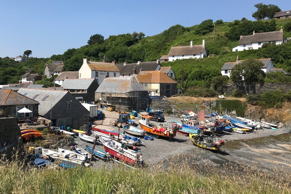 Cadgewith Cornwall