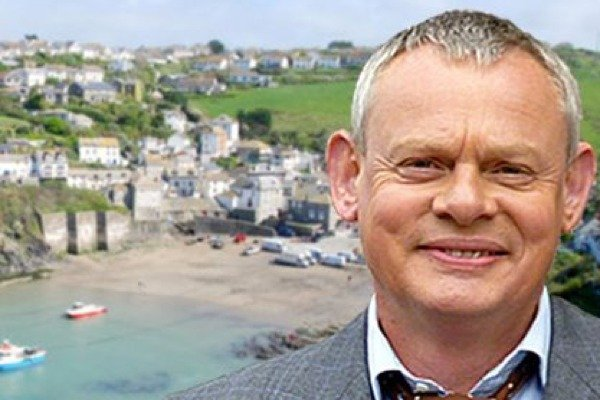 Doc Martin Tour in Cornwall New