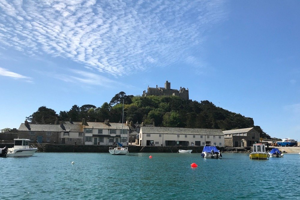 St Michaels Mount Cornwall
